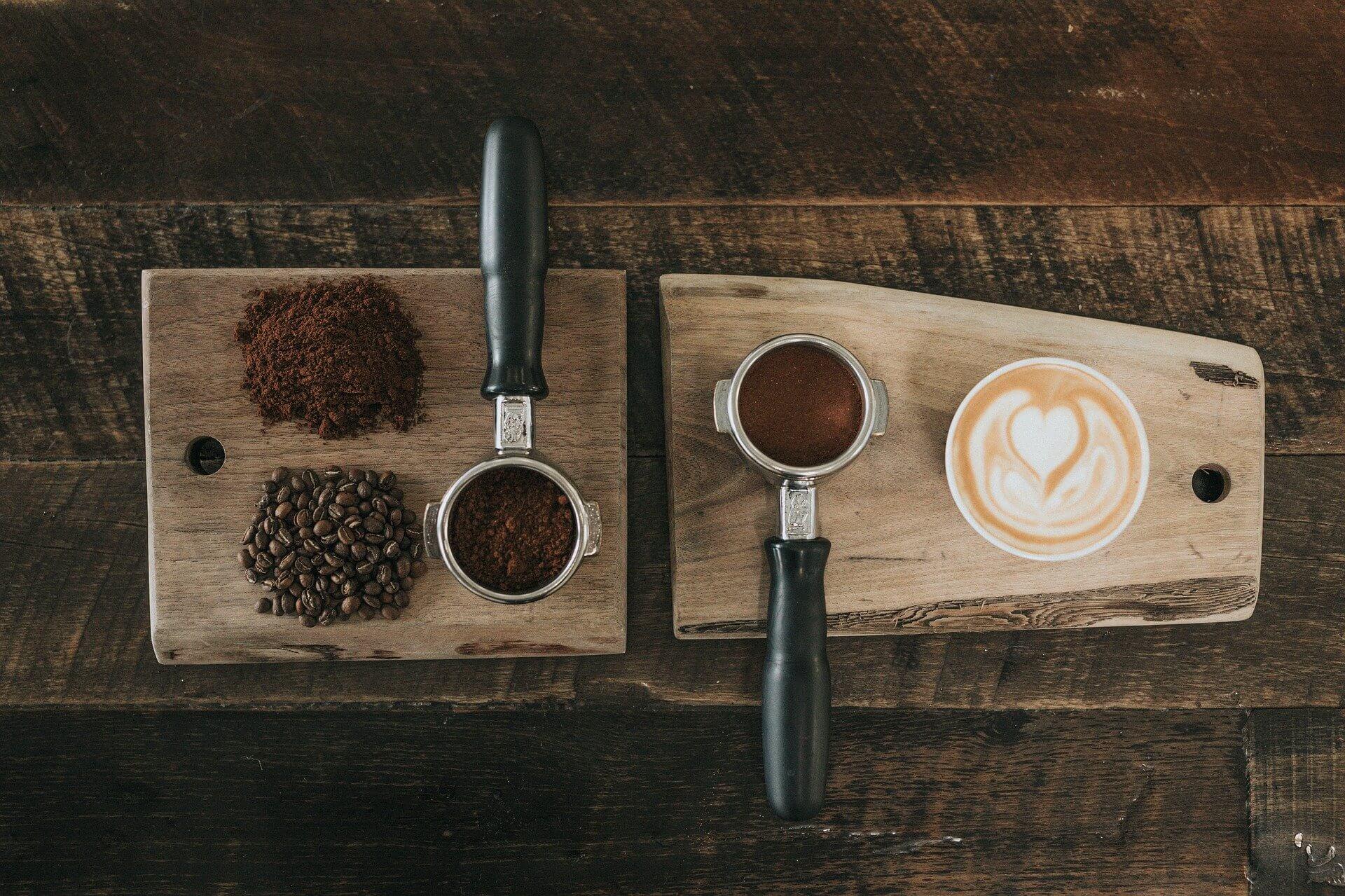 找尋適合自己的咖啡