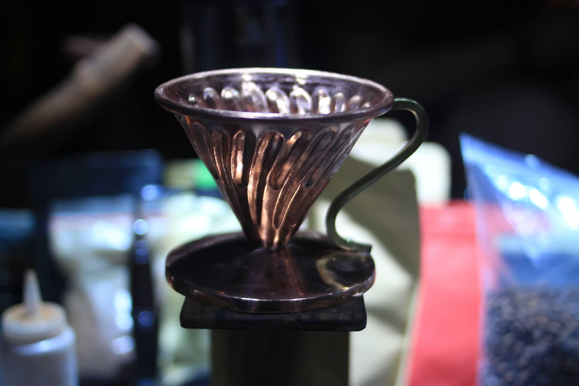咖啡沖泡器具-V60